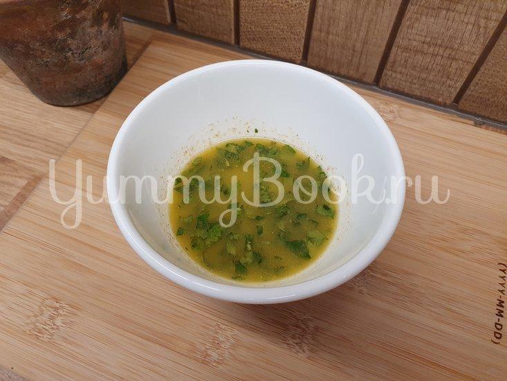 Филе трески в чесночном масле запеченное в духовке - шаг 2