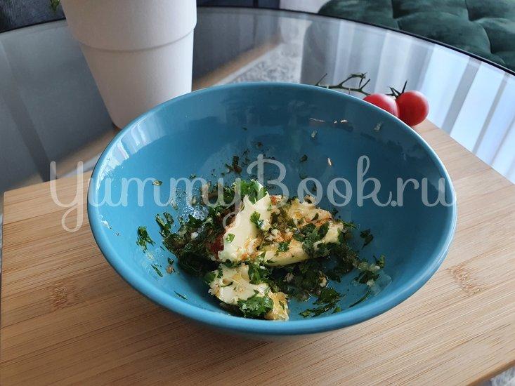 Филе трески в чесночном масле запеченное в духовке - шаг 1