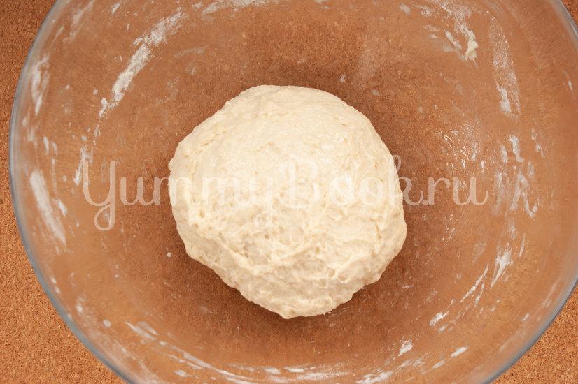 Дрожжевой пирог с фаршем в мультиварке - шаг 2