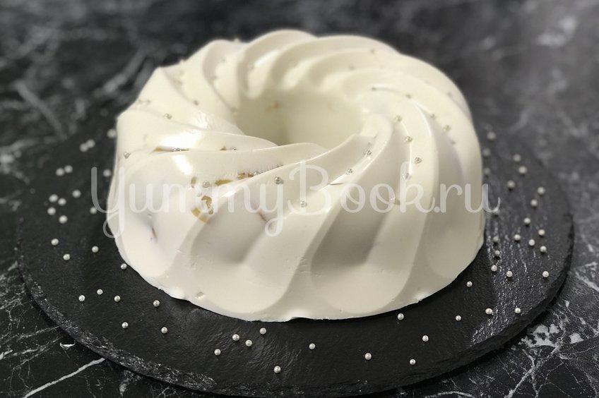Бланманже - творожный десерт