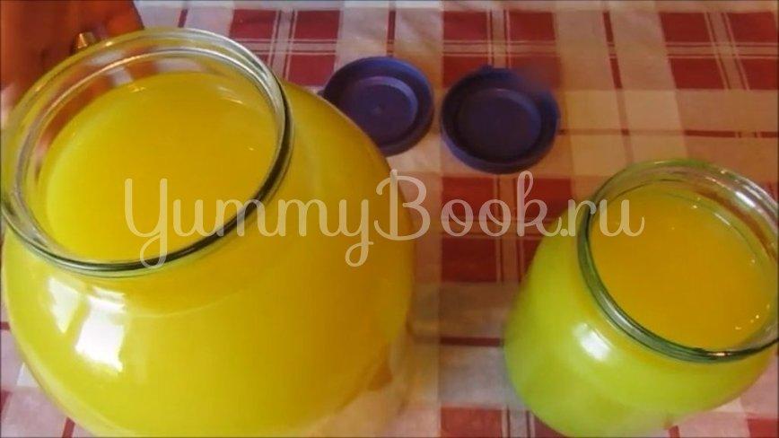Домашний апельсиновый напиток - шаг 4