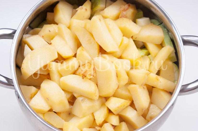 Овощное рагу по-домашнему - шаг 4
