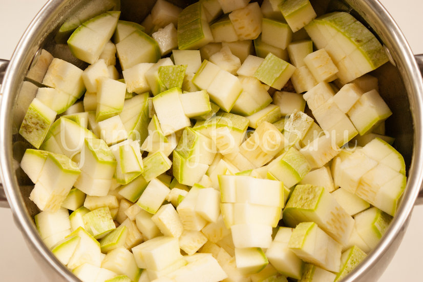 Овощное рагу по-домашнему - шаг 3