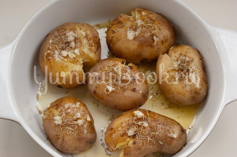 Давленый картофель по-португальски - шаг 2