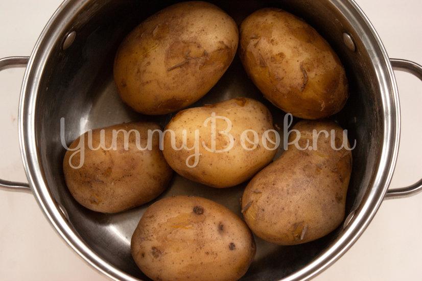 Давленый картофель по-португальски - шаг 1