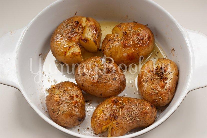 Давленый картофель по-португальски - шаг 3