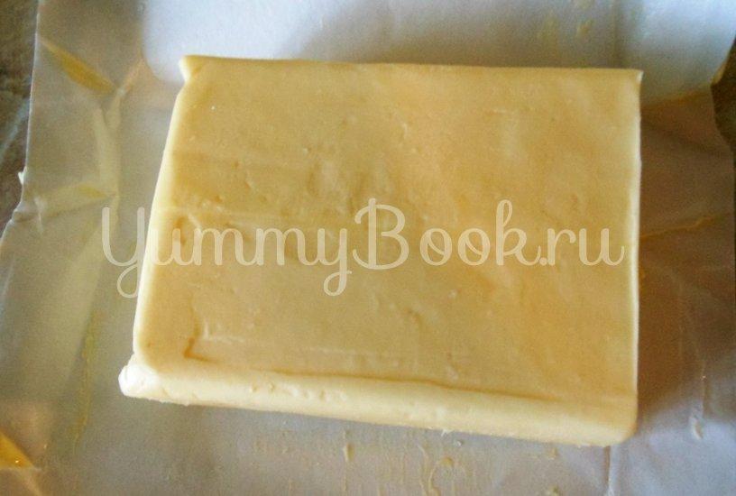Творожный пирог с черносливом - шаг 5