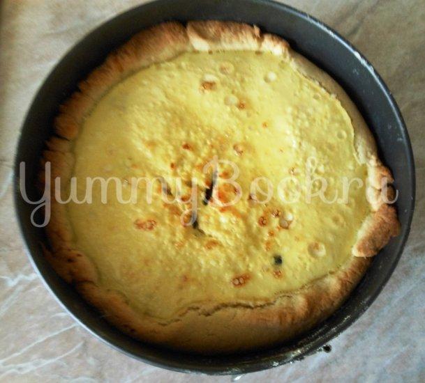 Творожный пирог с черносливом - шаг 14