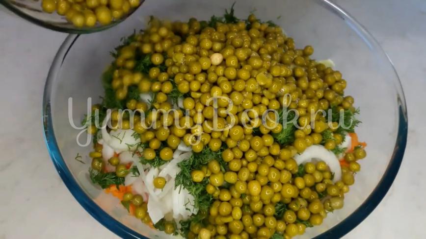 Витаминный салат из капусты - шаг 6