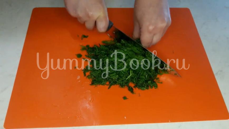 Витаминный салат из капусты - шаг 4