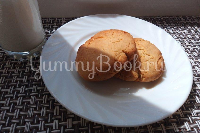 Быстрое печенье на сгущенке