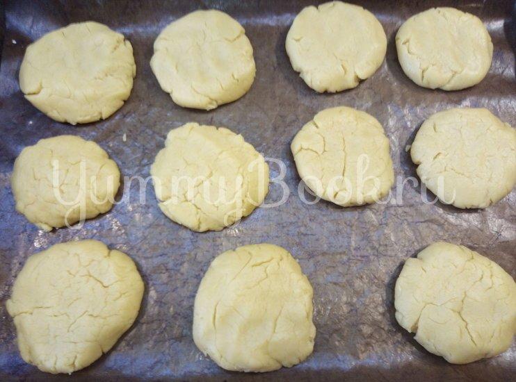 Быстрое печенье на сгущенке - шаг 5