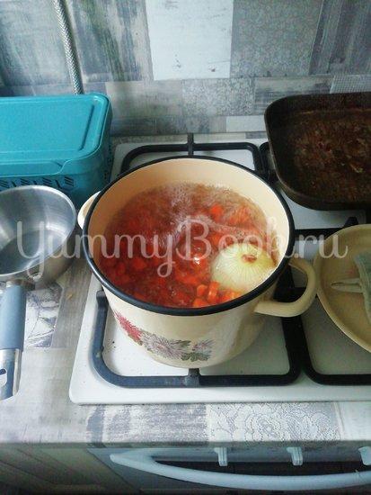Суп-пюре с сельдереем  - шаг 1