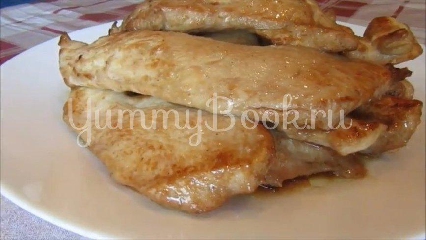 Куриное филе в соево-имбирном маринаде - шаг 4