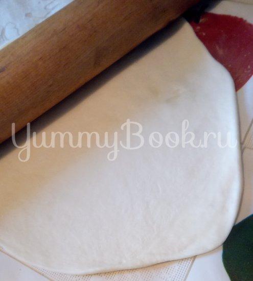Лаваш на сковороде на скорую руку - шаг 2