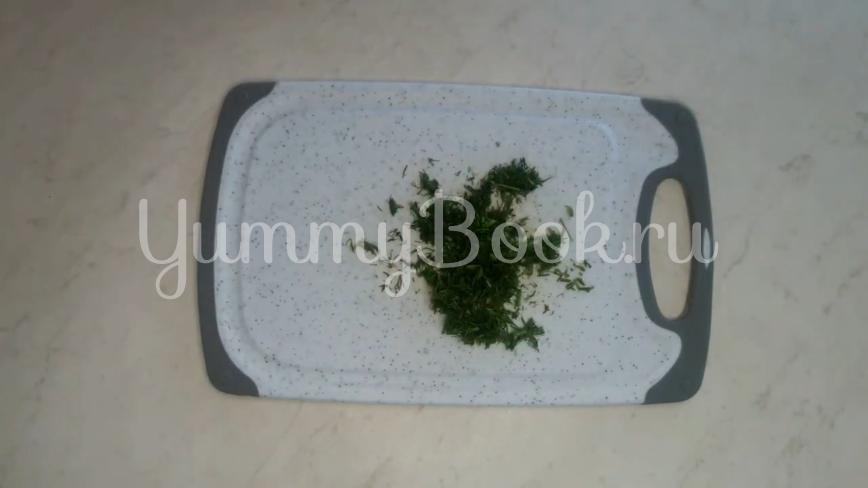 Оладьи из кабачков с рисовой мукой - шаг 2