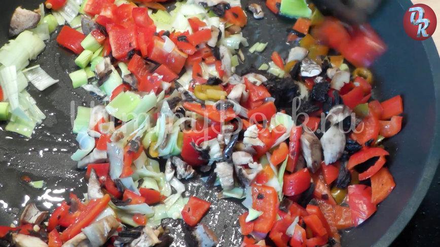 Грибы на мангале или шампиньоны на гриле - шаг 4