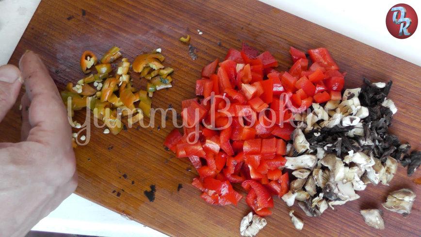 Грибы на мангале или шампиньоны на гриле - шаг 2