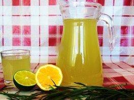 Домашний напиток «Тархун»
