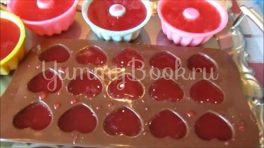 Десерт из красной смородины - шаг 4