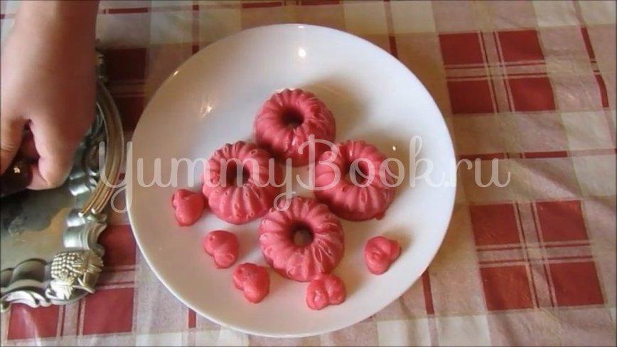Десерт из красной смородины - шаг 5
