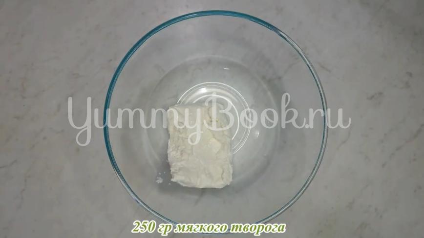 Творожные кексы - шаг 1