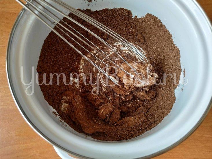Кофейный торт (без выпечки) - шаг 6