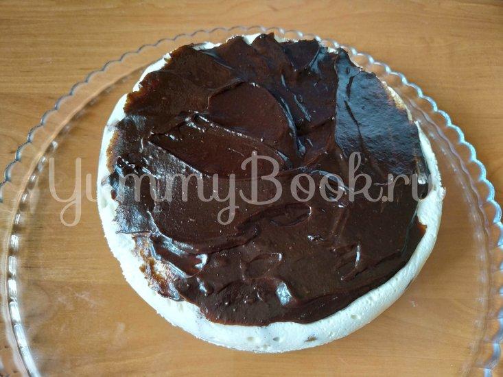 Кофейный торт (без выпечки) - шаг 8