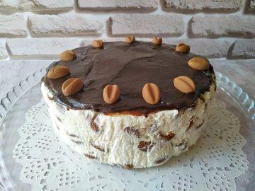 Кофейный торт (без выпечки)
