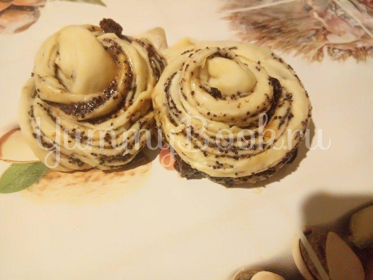 Маковые булочки - шаг 6