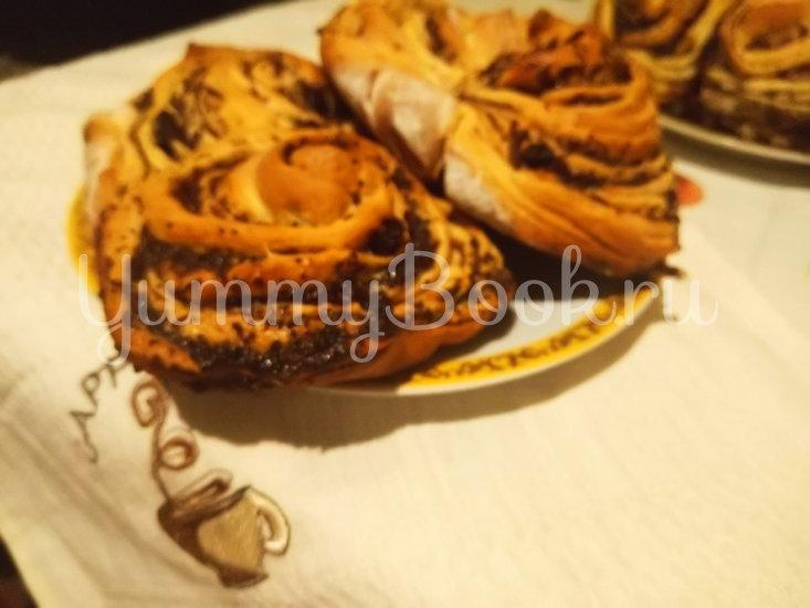 Маковые булочки - шаг 8