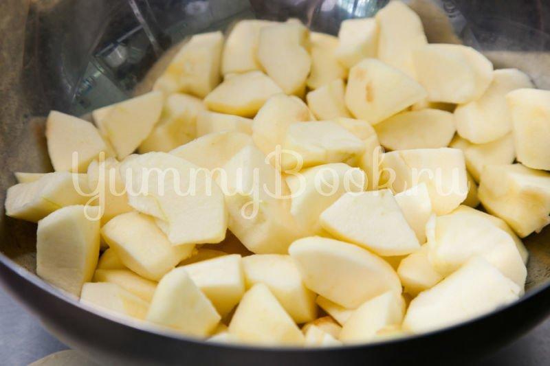 Детское яблочное пюре - шаг 1