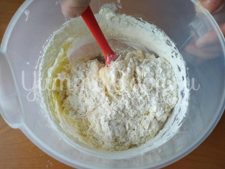 Сливовый пирог с корицей - шаг 3