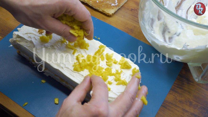 "Торт ""Молочная девочка"" - шаг 8"