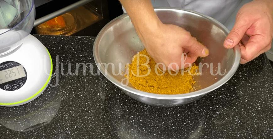 Домашний чизкейк без духовки  - шаг 2
