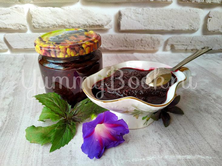 Соус из черноплодки к мясу, птице или рыбе - шаг 4