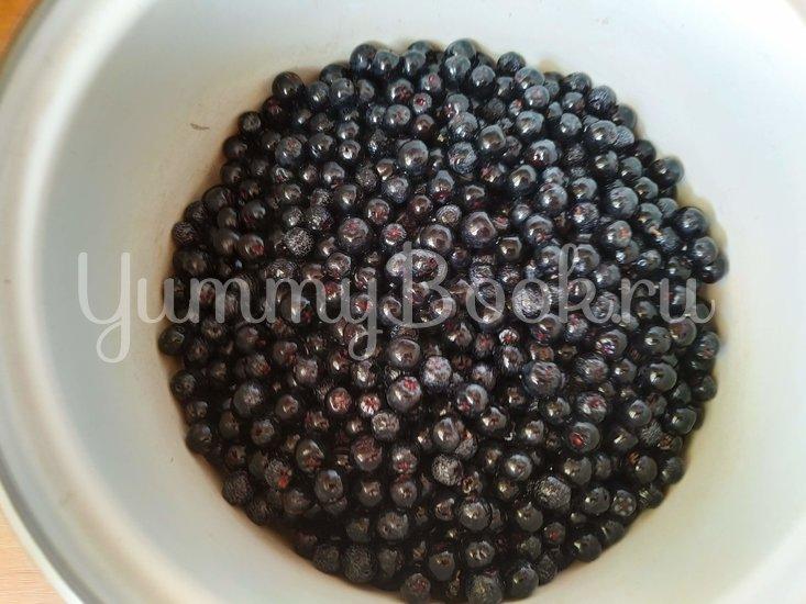 Соус из черноплодки к мясу, птице или рыбе - шаг 1