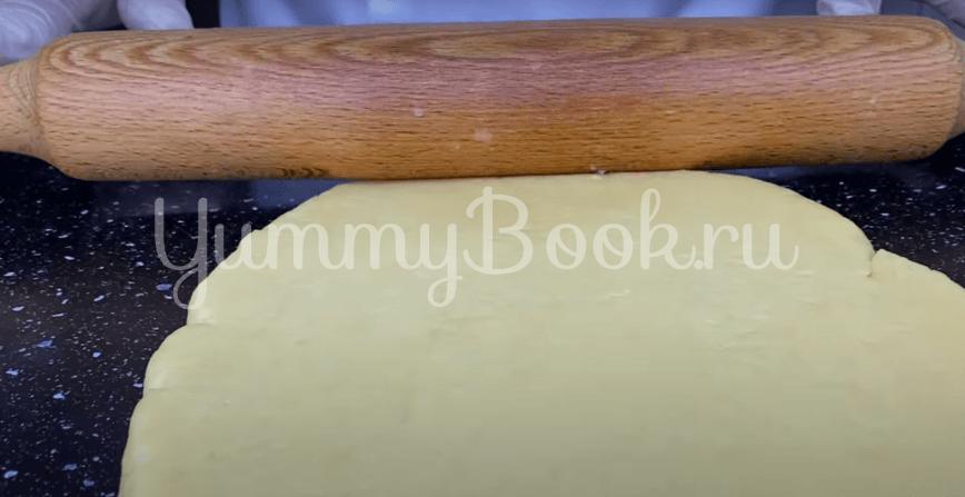 Песочное тесто для пирога - шаг 4