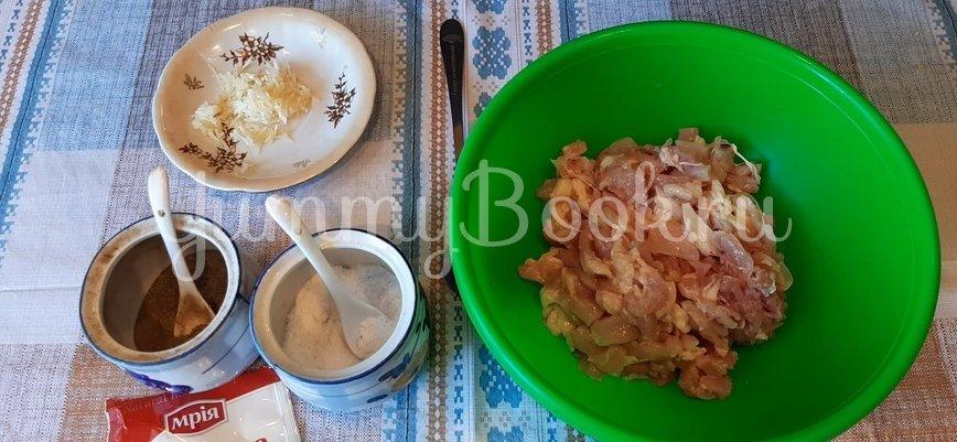 Куриная домашняя колбаса - шаг 2