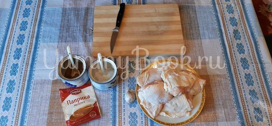 Куриная домашняя колбаса - шаг 1
