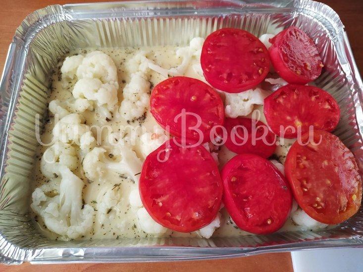 Запеканка из цветной капусты в духовке - шаг 6