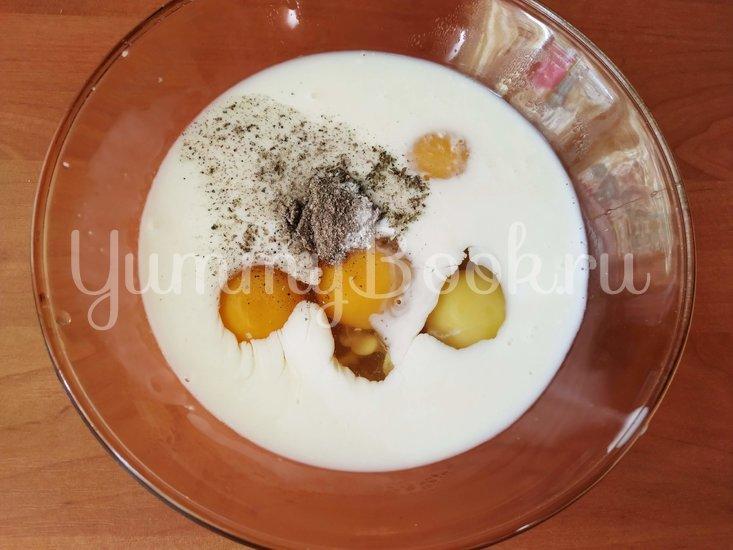 Запеканка из цветной капусты в духовке - шаг 3