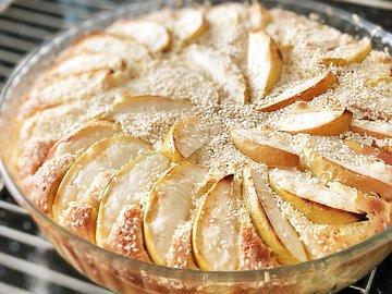 Яблочный пирог из маминой тетрадки