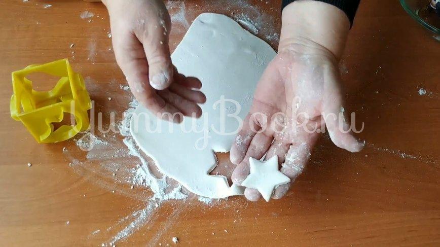 Мастика в домашних условиях для украшения тортов - шаг 3