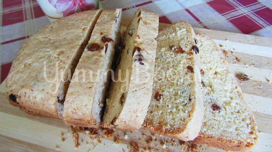 Творожный кекс с изюмом - шаг 4