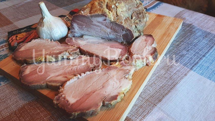 Буженина в горчично-чесночном маринаде  - шаг 4