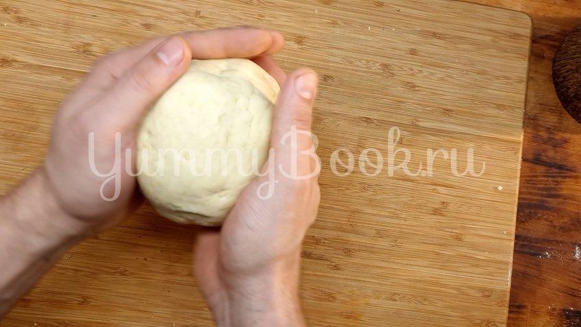 Пита, или пресная лепешка  - шаг 3