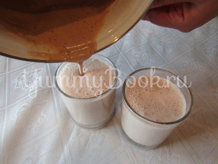 Шоколадно-кофейный десерт на агаре - шаг 2