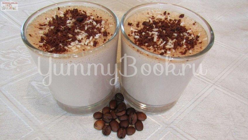 Шоколадно-кофейный десерт на агаре - шаг 3