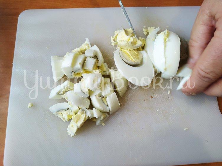 Салат с языком на праздничный стол - шаг 3